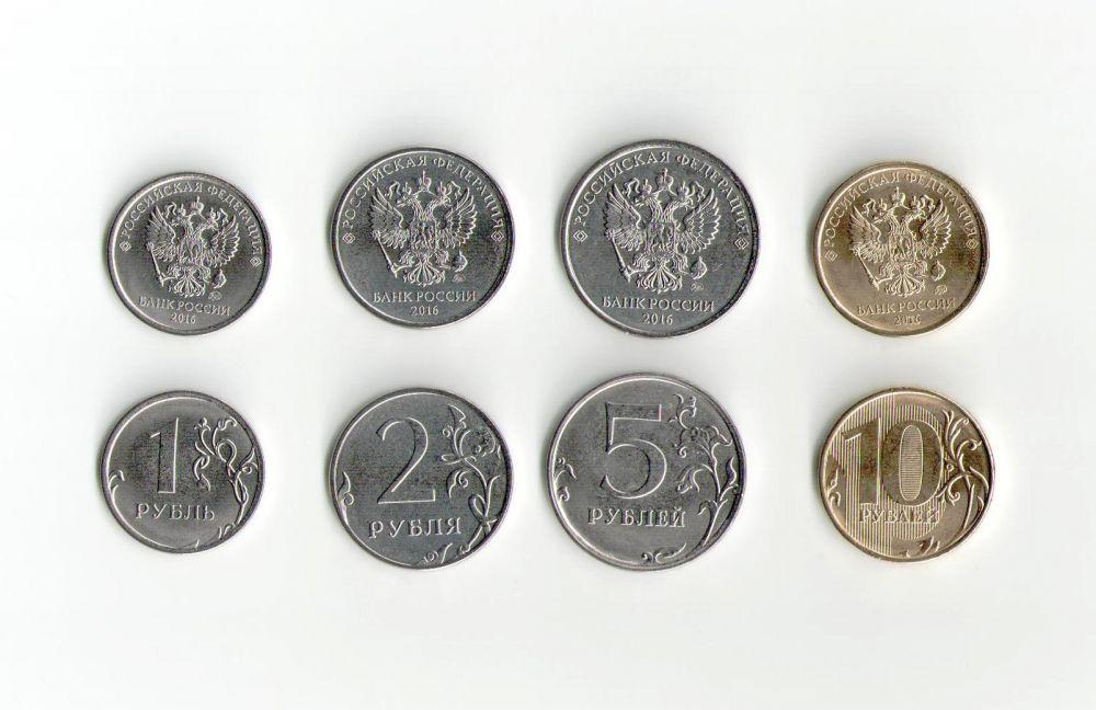 Наборы монет 2016 года проба 835 серебро