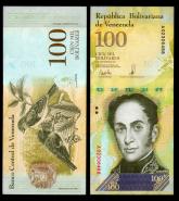 НОВИНКА!!! Венесуэла Банкнота 100000 боливаров 2017 год UNC пресс 100 тысяч